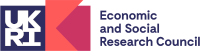 economic and social reaserch logo