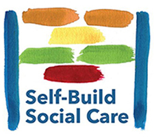 Self-build social care logo